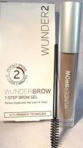 Wunderbrow Eyebrow Make Up Wunder2, Jet Black, .3 g Sealed  Jet Black - $22.65
