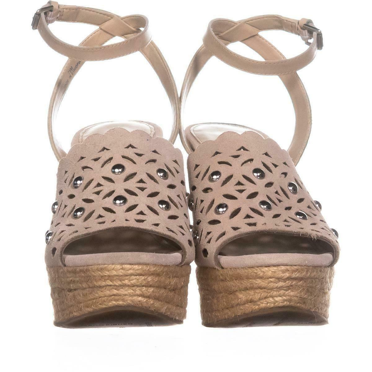 46c3898812f Marc Fisher Hata Ankle Strap Wedge Sandals and 13 similar items. S l1600