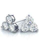 1.80Ct/SI2/F ROUND CUT GENUINE DIAMONDS SET IN ... - $4,000.00