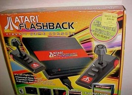 Atari Flashback Classic Game Console with 20 Atari Built-in-Games Opened... - $31.67