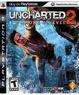 Uncharted 2: Among Thieves (Sony PlayStation 3, 2009)M - $6.59