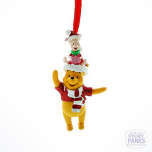 Disney Parks Christmas Ornament - Winnie the Pooh and Piglet - $31.63