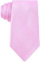 Michael Kors Mens Classic Rene Semi Solid Tie Pink - $24.74