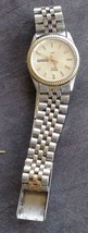 Vintage Timex Water Resistant Stainless Steel Men's Wristwatch - GDC - N... - $34.64