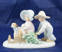 Circle of Friends by Masterpiece Homco  THE PERFECT TREE 1989 Figurine - $32.27