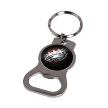Non Metal Nfl Philadelphia Eagles Bottle Opener Key Ring By Rico Industries (Len - $11.62