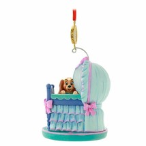 NWT Disney 2020 Lady and the Tramp 65th Legacy Sketchbook Christmas Orna... - $32.66