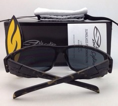 New SMITH OPTICS Sunglasses FRONTMAN TACTICAL ELITE Black w/ ANSI Z87.1 Clear