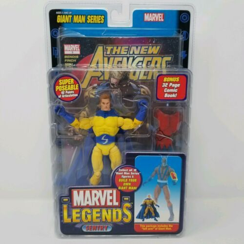 MARVEL LEGENDS SENTRY GIANT MAN SERIES TOY BIZ Action Figure NIB 2006 Avengers