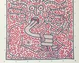 Keith Haring (Matisse, Salvador Dali, Warhol, Picasso, Miró, Banksy, tommy)