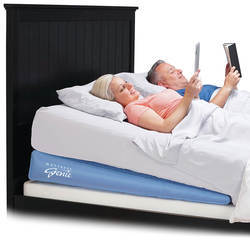 Mattress Genie Incline Sleep System-Queen