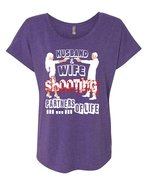 Husband And Wife Shooting Partners For Life T Shirt, I Love Gunner T Shi... - $27.99+