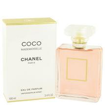 Chanel Coco Mademoiselle Perfume 3.4 oz Women's Eau De Parfum Spray image 4