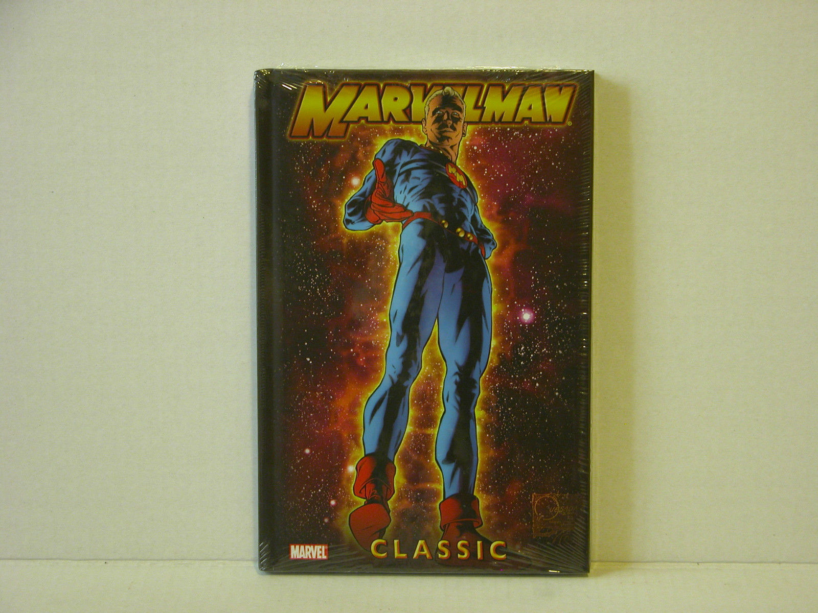 Primary image for MARVEL MAN - CLASSIC - HARD COVER GRAPHIC NOVEL - FREE SHIPPING