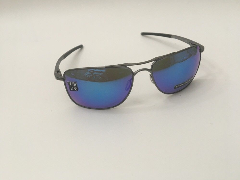 0b4c879774 New Oakley Sunglasses Gauge 8 M Gunmetal and 50 similar items