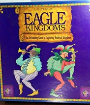 Eagle Kingdoms An Enchanting Game of Capturing Medieval Never Played - $31.67