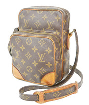 Authentic LOUIS VUITTON Amazone Monogram Cross body Shoulder Bag Purse #... - $329.00