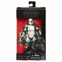 Hasbro Star Wars The Black Series: Captain Phasma Action Figure - $9.89
