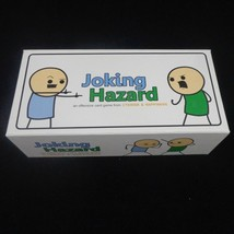 Joking Hazard :An Offensive Card Game Adults Only Violence Bad Words & S... - $16.83