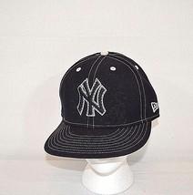 NY Yankee Baseball Cap Blue New Era 7-3/8 - $21.99