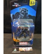 Black Panther Disney Infinity character figure 3.0 Marvel video game acc... - $49.77