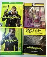 New Sealed Xbox One Xbox Series X Cyberpunk 2077 Disc Game - $52.46