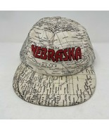 Vintage Made in USA Nebraska SnapBack Hat  - $14.84