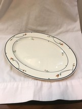 """Gorham Ariana 14.5"""" Oval Serving Platter large meat tray - $18.69"""