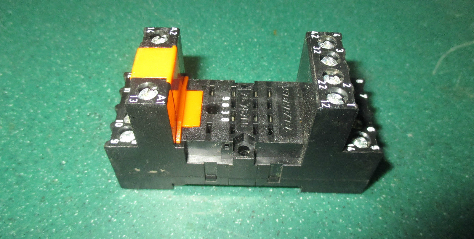 New Schrack Screw Terminal Relay Socket Zg And 50 Similar Items 78700 Ready To