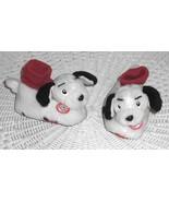 Disney Dalmatians LUCKY Puppy Soft Cloth Sole Sock Slippers Infant SZ S ... - $5.89