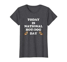 Dog Fashion - National Hot-Dog Day Tees Shirts men women kid t-shirt Wowen - $19.95+