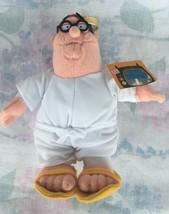 """Nanco Family Guy Peter 9"""" Plush Stuffed Toys - White Robe with Halo 2005 - $12.20"""