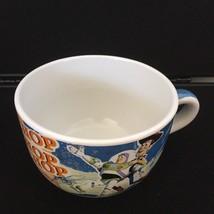 Toy Story Disney Pixar Woody Buzz Lightyear Ceramic Cup Soup Mug 5 Inche... - $23.52