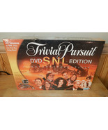 SNL DVD Edition Trivial Pursuit Factory Sealed Saturday Night Live Adult... - $16.64