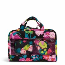 Vera Bradley Factory Style Travel Bundle  In Signature Cotton Hilo Meadow - $42.00