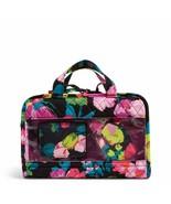 Vera Bradley Factory Style Travel Bundle  In Signature Cotton Hilo Meadow - $42.00