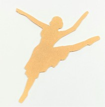 "1/4"" MDF Cut Out, BALLERINA 4 Unfinished, Made in the USA - $7.00+"