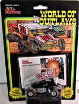 1:64 Racing Champions World Of Outlaws #49 Doug Wolfgang Sprint Car - $10.00