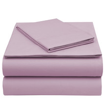 EnvioHome GOTS Certified Organic Cotton 3 Piece Sheet Set - Twin, Plum - $1,500.00