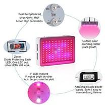 LED grow light panel Greenhouse Indoor Hydroponic Grow - £123.71 GBP