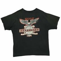 2005 Sturgis Mens Delta 65th Anniversary Bike Week Graphic T Shirt 100% ... - $18.01