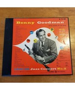 Benny Goodman: 1937-38 Jazz Concert No. 2 (Columbia SL-180) 1952 LP 2X - £19.07 GBP