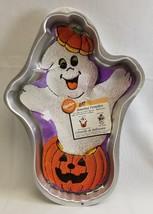 Wilton Cake Pan Mold Haunted Pumpkin Halloween Ghost Baseball 2105-3070 ... - ₨807.24 INR