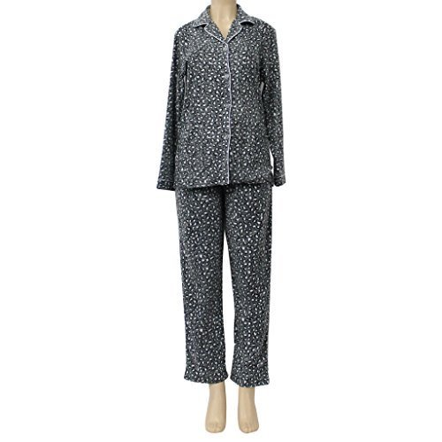Plus Size Ladies Fleece Pajamas Sets