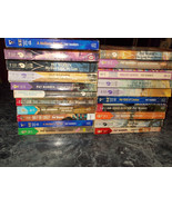 Silhouette  Harlequin Pat Warren lot of 21 contemporary romance paperbacks - $21.29