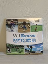 Wii Sports (Nintendo Wii, 2006) Game Disc, with Sleeve and Manual free s... - $27.72