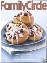 Family Circle  Magazine January 2008 - $1.75