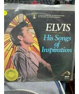Elvis - His Songs of Inspiration - $20.00