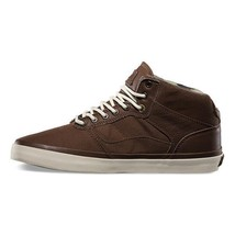 NEW VANS OTW COLLECTION BEDFORD WATER COLOR CAMO BROWN SHOES MENS SZ 6.5... - £37.47 GBP
