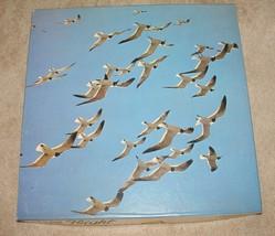 Seagulls in Flight vintage Jigsaw Puzzle 'Free Flight' 1983 Eaton - $24.49